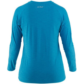 NRS H2Core Silkweight T-shirt à manches longues Femme, fjord